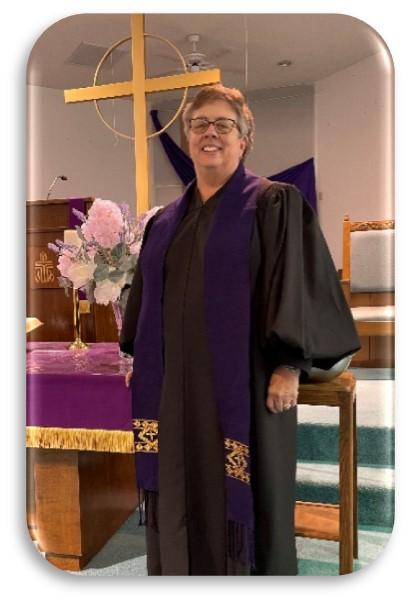 Diane in robe