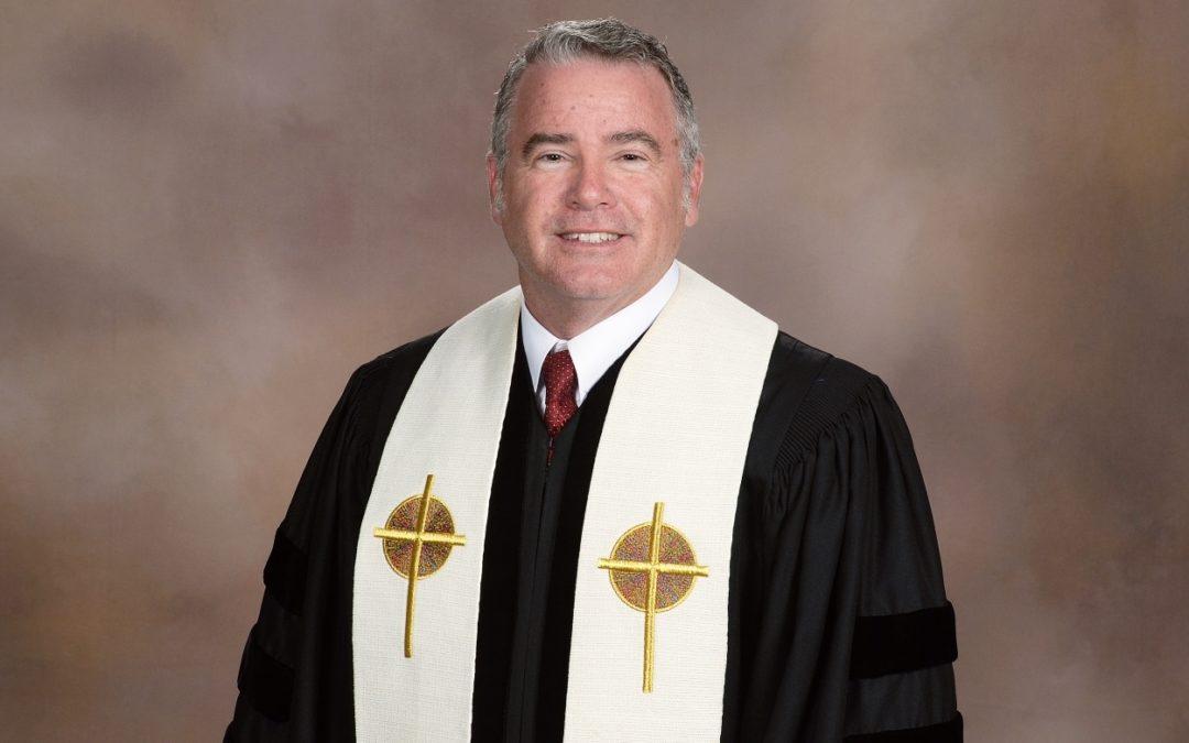 Pastor Scott