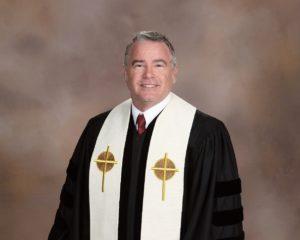 WORTH, Rev. Dr. D. Scott; Pastor